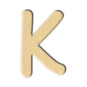 """Puidutoorik. 233 """"Täht K (Eng.)"""" 4,7Х7 Sm"""