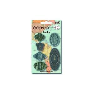 Antiik Lukud 6 Tk.Stamperia