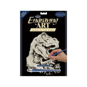 Gravüürikomplekt Tyrannosaurus Rex