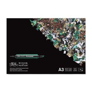 W&N Markerite paberiplokk A3 ,50lh