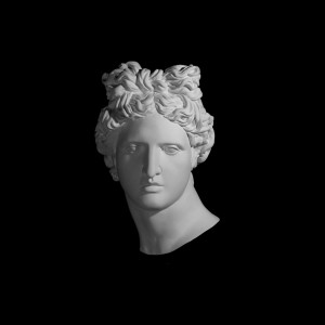 Kipskuju Apollon Mask