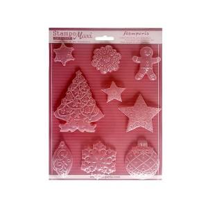 Soft Maxi Mould - Christmas