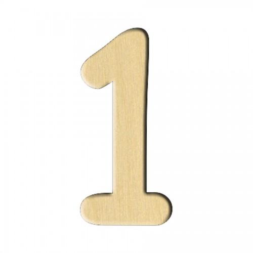 "Puidutoorik. 111 ""Number 1"" 1,4X3 Sm"