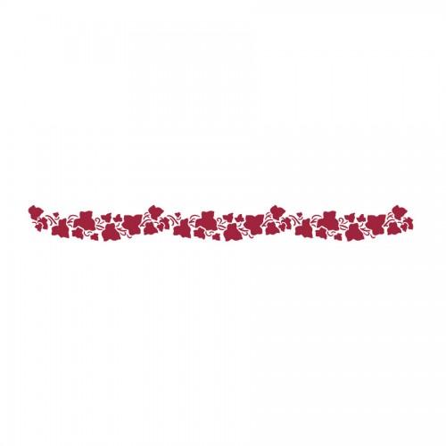 Šabloon E cm. 60x7 Ivy border