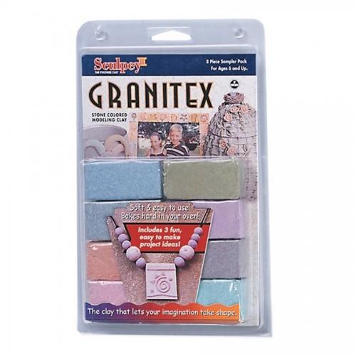 "Polümeersavi ""Granitex"" Polyform"