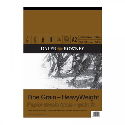Joonistusplokk A2 200 Gr  Daler-Rowney