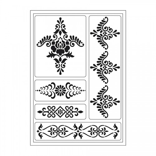 Ornaments And Borders