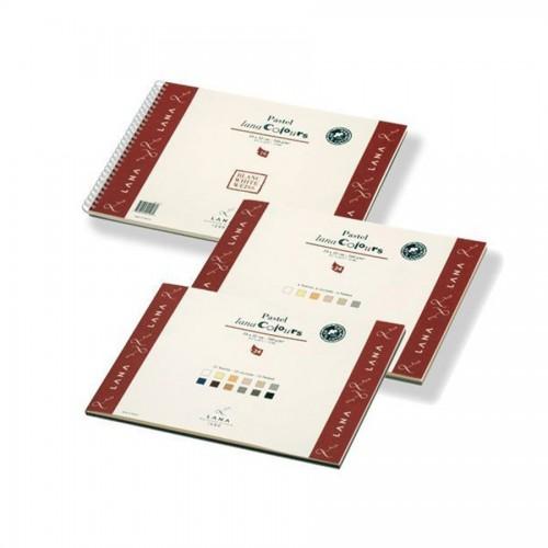 Pastellpaberiplokk 24X32, 4X6 Värvi