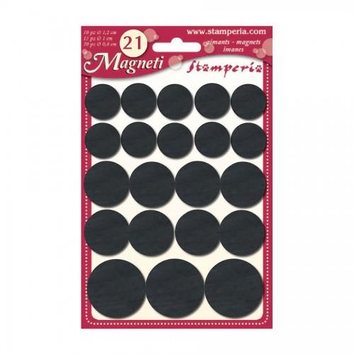 Magnetid Suured 21Tk