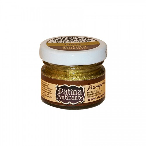Patina ,Kuld 20Ml.Stamperia