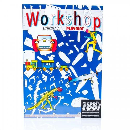 Workshop Modelleerimise Raamat Nr 2, PLAYMAT