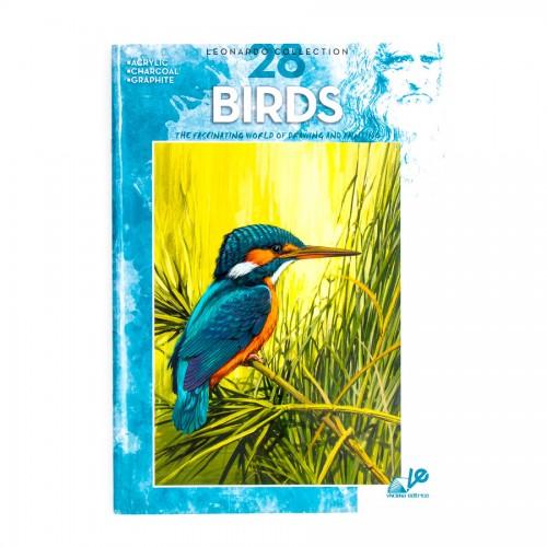 """Raamatud """"Leonardo Kolektsioon"""", Nr.28 """"Linnud"""""""