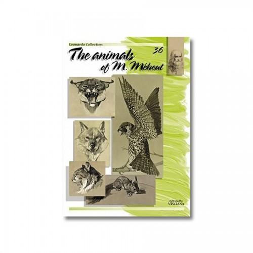 """Raamatud """"Leonardo Kolektsioon"""", Nr.36 """"Joonistame Koos M.Meheutiga"""""""