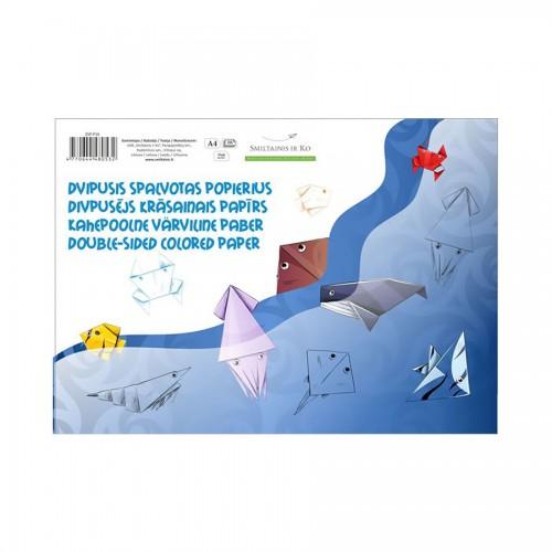 Kahepoolne Värviline Pabera4.16Lh
