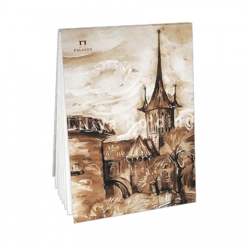 Пла5/20 - Sketch-Board For Watercolor Vana Tallinn, A5, 20 L.