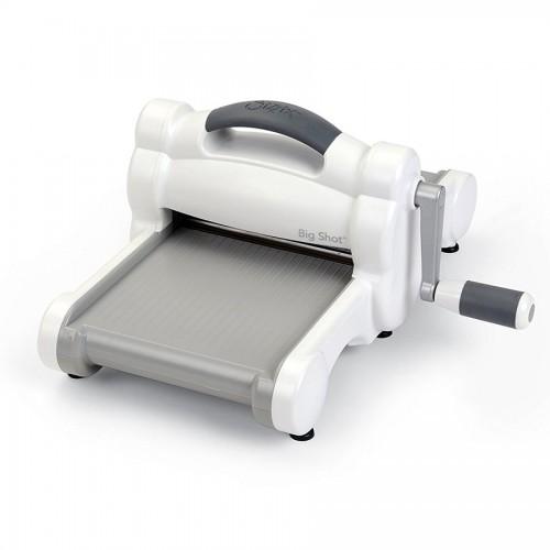 Big Shot Machine Only (White & Gray)