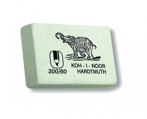 Kustutuskumm pliiatsile 300/60 Koh-I-Noor