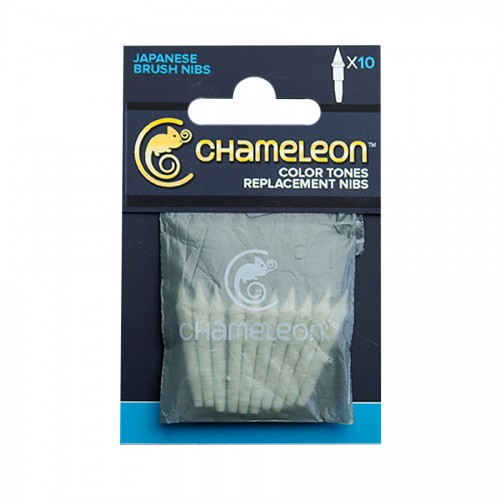 Replacement Brush Tips - 10 Pack