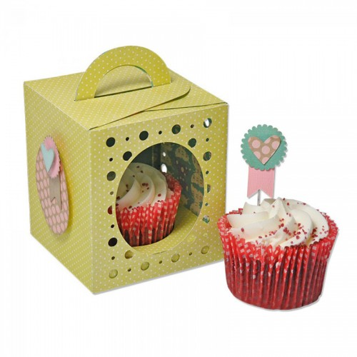 -20% Lõikenoad thinlits Plus,A4 - Box, Cupcake