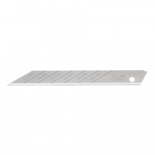Olfa® Standard Duty Blade. Tagavaraterad, 10 Tk