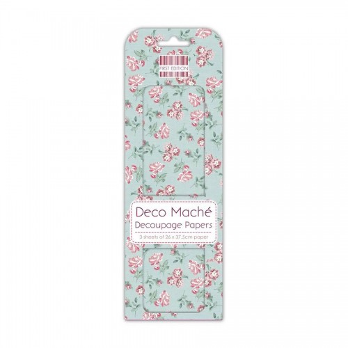 First Edition Fsc Deco Mache  Ditsy Repeat