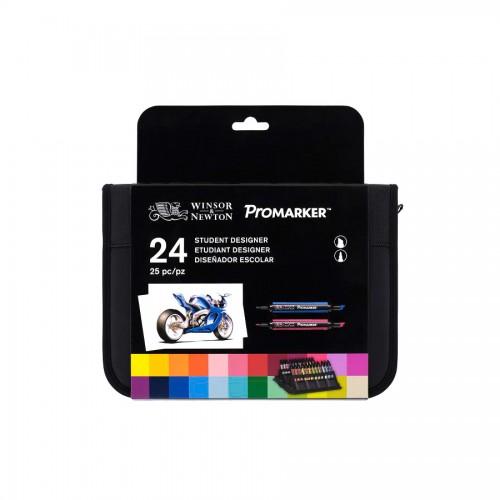 Wn Promarker 24 In Wallet Set