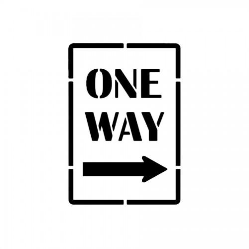 Sabloon  A5,One Way    Viva Decor