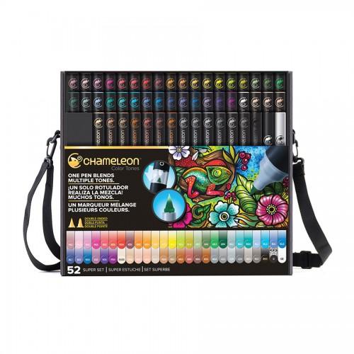 Chameleon, 52 Pen Super Set