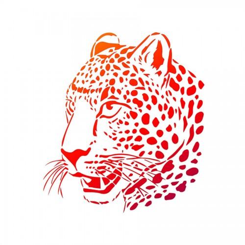 Sabloon A4  Gepardi Pea
