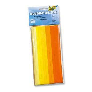 Бумага Тишью,50Х70См,10Шт,Mix Желтый
