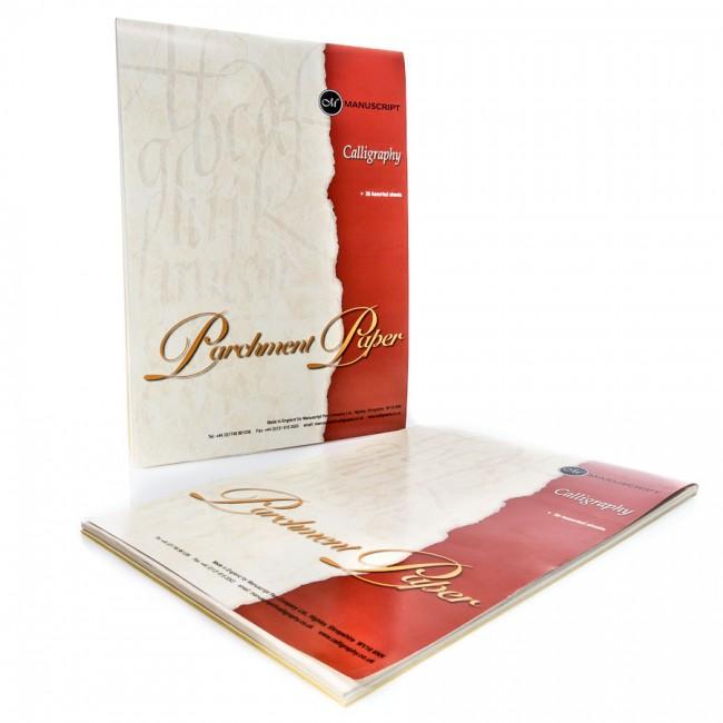 Parchment Paber 36 Sheets