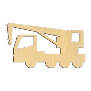 """Wooden pc. for art 531 """"Crane"""" 12х6,8 cm"""