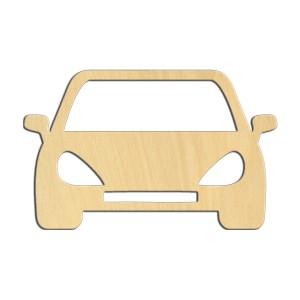"""Wooden pc. for art 535 """"Car"""" 10,5х6,6 cm"""