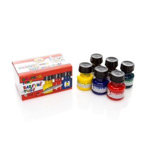 Draw Inks Set 6X20Ml, Koh-I-Noor