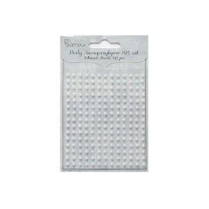 Adhesive  Pearls 195Ps