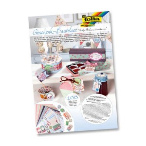 "Gift Handicratfs Set ""Sweet Ideas"" ,100 Pieces"