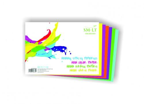 Colored paper & cardboard