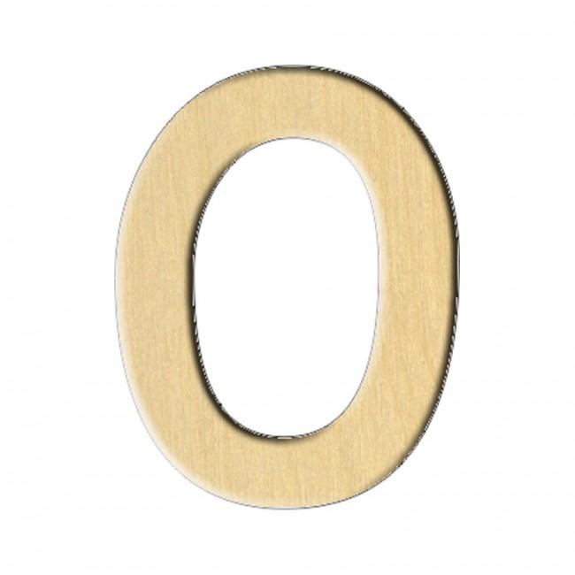 """Puidutoorik. 120 """"Number 0"""" 2,3Х3 Sm"""