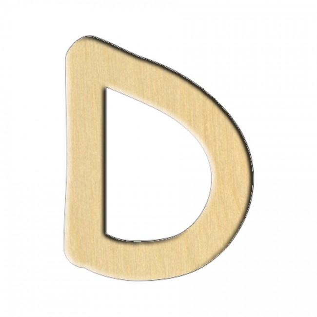"""Puidutoorik. 226 """"Täht D (Eng.)"""" 5,4Х7 Sm"""