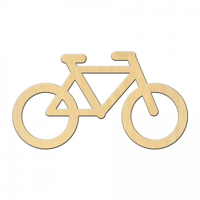 """Puidutoorik. 441 """"Jalgratas"""" 12*6,7 Sm"""