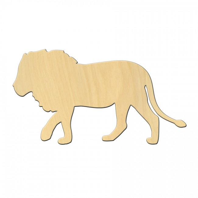"""Puidutoorik. 469 """"Lõvi"""" 15*8,2 Sm"""