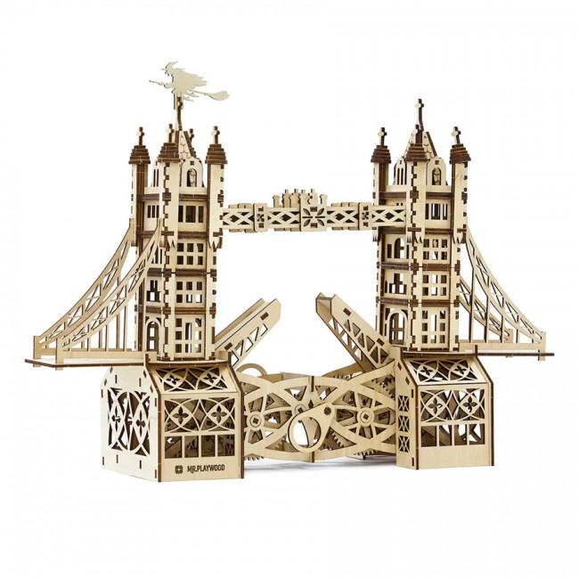 Puidust konstruktor, Tower Bridge