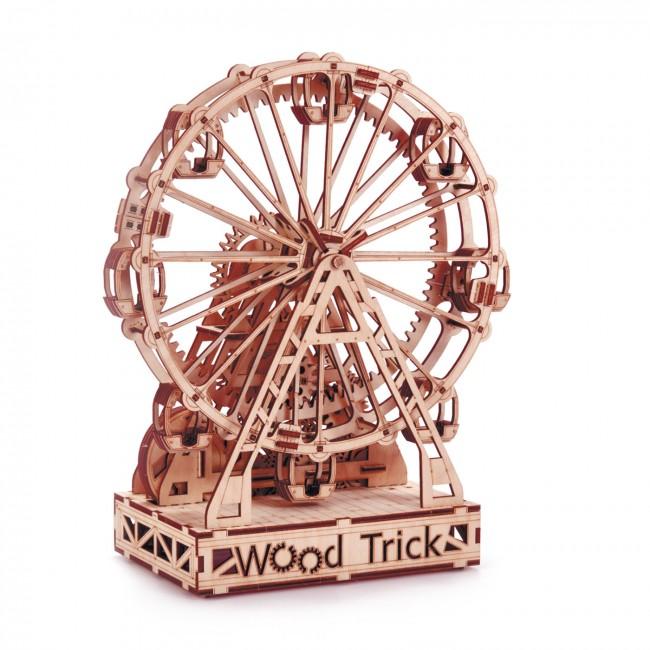 Puidust konstruktor «Observation wheel»