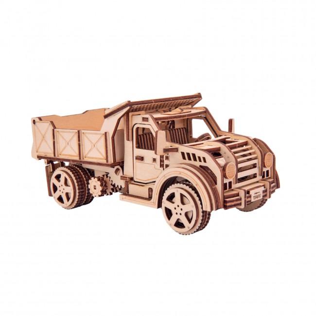 Puidust konstruktor «Truck»