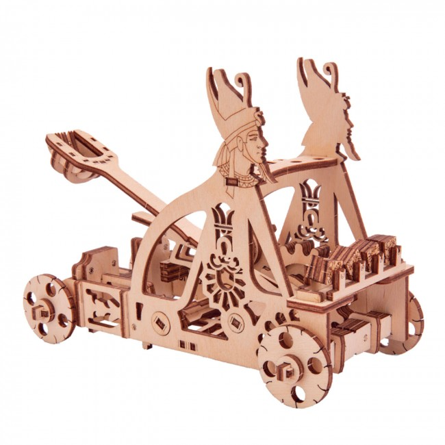 Puidust konstruktor«Catapult»