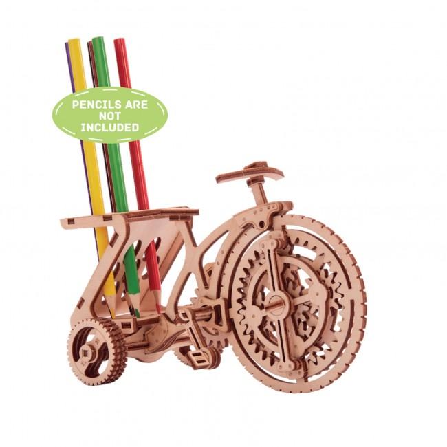 Puidust konstruktor «Bicycle»