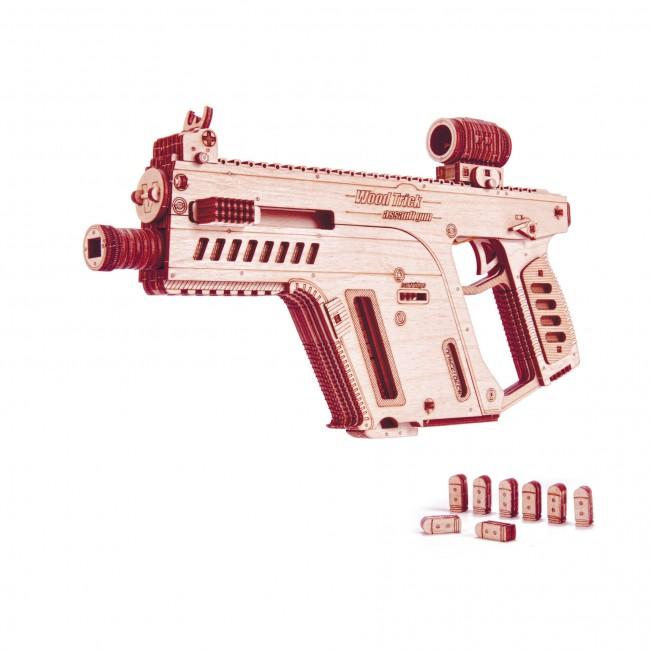 """Puidust konstruktor""""Assault gun"""""""