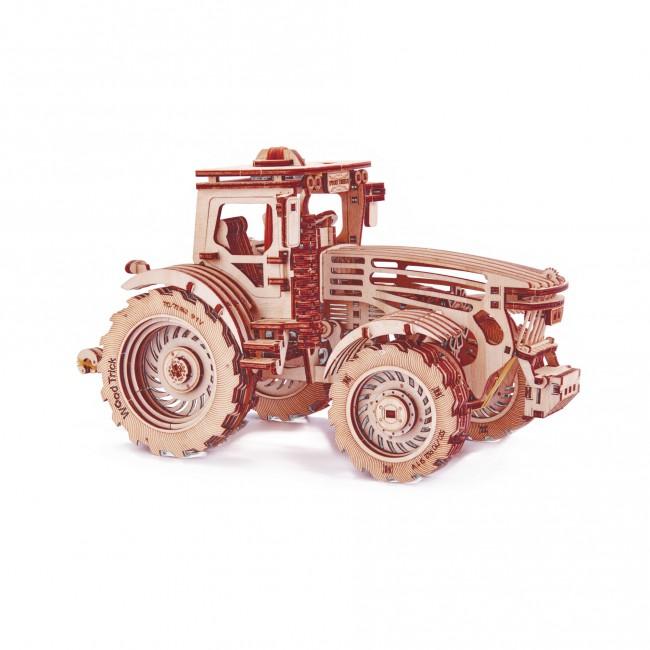 """Puidust konstruktor""""Tractor"""""""