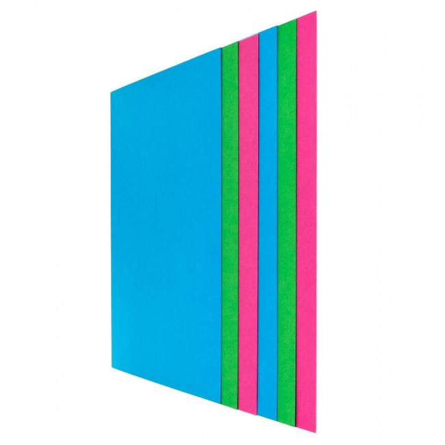 Värviline kartong A4 220 g/m Folia