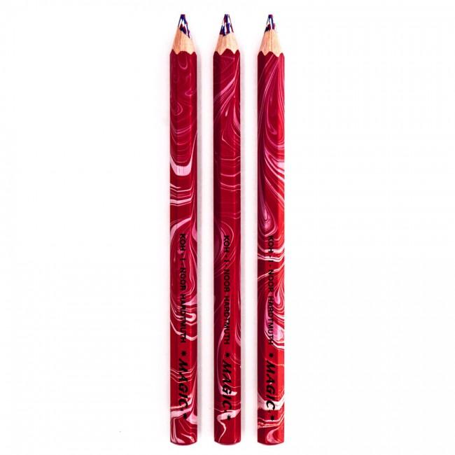 """Värvipliiats """"Magic Jumbo"""" America Red"""